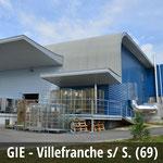 GIE Saucona - Villefranche Blanchisserie
