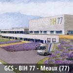 Blanchisserie GCS BIH77