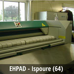 EHPAD Ispoure Blanchisserie