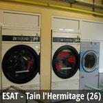 Blanchisserie EA ESAT de la Teppe
