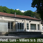 Fondation Luro Villiers Saint Denis  Blanchisserie