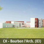 Blanchisserie CH Bourbon l'Archambault