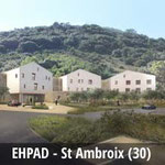 Blanchisserie EHPAD Saint Ambroix