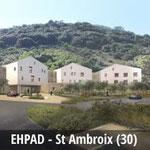 Blanchisserie EHPAD Saint Ambroix