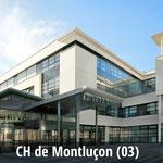 CH de Montluçon