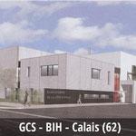 Blanchisserie GCS BIH de la Côte d'Opale