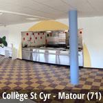 Collège Saint Cyr Matour