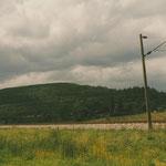 Die Halde Beckstrasse noch ohne Tetraeder