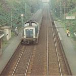 Der alte Boyer Bahnhof