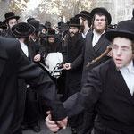 Ultraorthodoxe Juden in Israel leben streng nach den Regeln der Thora (oder nach dem, was sie dafür halten)