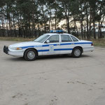 Security Police Crown Vic
