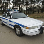 US Police Fahrzeuge