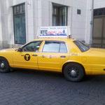 NYC Taxi mieten