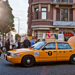 Maybelline Städtetour mit NYC Taxi