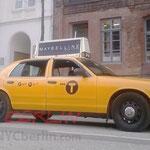 New York Taxi mieten