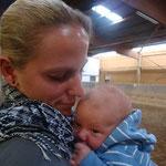 Tante und Baby :)