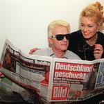Hannelore und Heino Kramm.