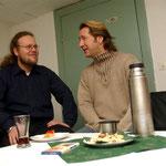 BILD fand Claudius´ Stiefbruder Steven Schöne. Am 17. Dezember 2005 treffen sich beide bei einem Konzert in Werdau.