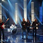 Eine kleine Sensation: im November 2005 steht Ed Swillms erstmals wieder als Ensemblemitglied auf der Bühne...