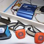 AIS et Raymarine Bracelets MOB