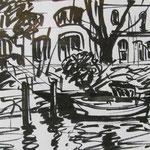 Fischerboot Holtenau
