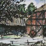 Korbmacherhaus Freilichtmuseum Molfsee