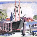 Eckernförder Hafen