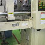 測定子機を前面パネルに配置した例