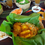 Tamales - Mittagessen - foto by chapoleratours