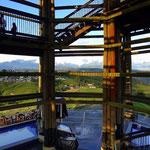 Mirador - Aussichtsturm bei Filandia - foto by chapoleratours