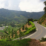 Region Risaralda - Zona Cafetera - Kolumbien - foto by chapoleratours
