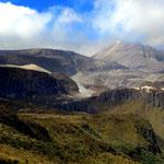 Paramo- Landschaft am Vulkan Nevado del Ruiz - foto by chapoleratours