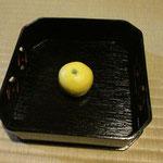 赤坂 塩野製 柚子饅頭