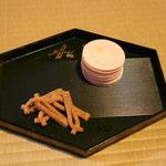 干菓子・味噌煎餅 すはま 末富製