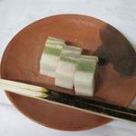 薄茶席 菓子 半田松花堂 申年の詩