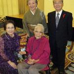 東京で長年養和会の助手をなさっていただいた中村ゆみ子先生もかけつけてくださいました。