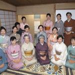 五藤宗紫先生、今村宗和先生を囲んで