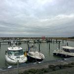 Hafen in Glowe