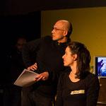 Julien Marie et Séverine écoutent