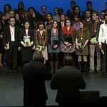 ceremonie des docteurs nantes , photo de groupe