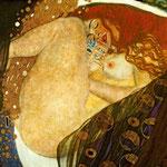 La Danaé de Klimt