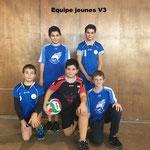 Equipe jeunes V3