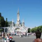 Lourdes Basilique du Rosaire