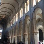 Intérieur Basilique Saint-Sernin
