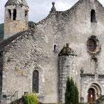 Eglise de Luzenac de Moulis
