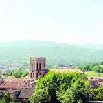 Saint-Lizier La Cathédrale