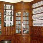 Pharmacie de l'Hôtel Dieu du XVIIIe Siècle