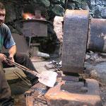 Les Forges de Pyrène - La forge à martinet
