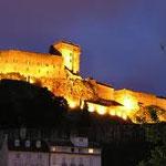Lourdes Le château fort