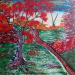 Titel: Herbstlandschaft 2